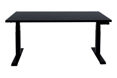 Prodesk Enhanced Black ергономично офис бюро с повдигане и регулиране на височината