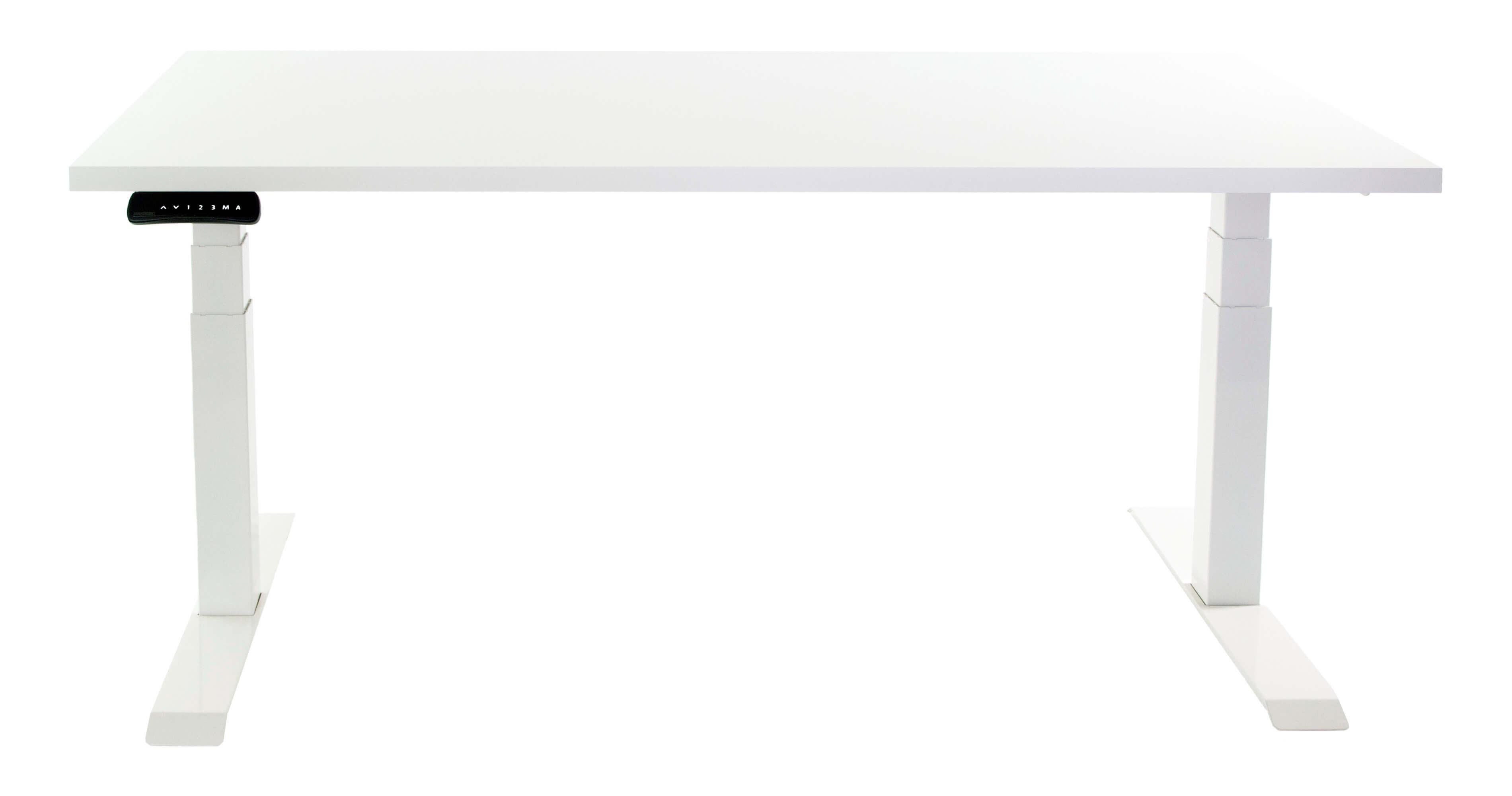 Стендъп бюро Prodesk Enhanced White
